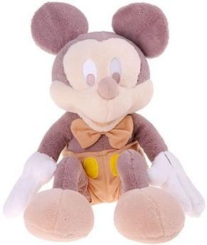 Disney/迪士尼玩具/ 16 珊瑚绒坐姿米奇公仔 D3MG2523