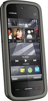诺基亚(NOKIA)5230 3G手机(黑)