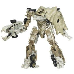 Hasbro 孩之宝 变形金刚电影3武器轴动系列航行家级-威震天