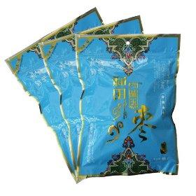一品玉和田枣四星500g*3袋(热卖商品)